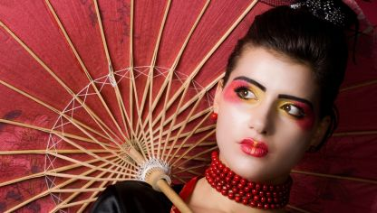 Look geisha