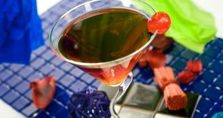 Manhattan (con alcohol)