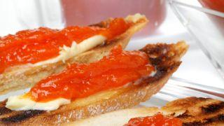 mermelada de zanahoria y calabaza
