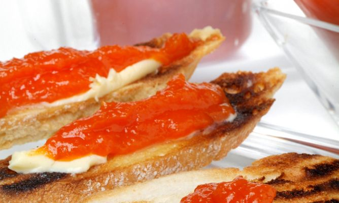 receta de dulce de zanahoria
