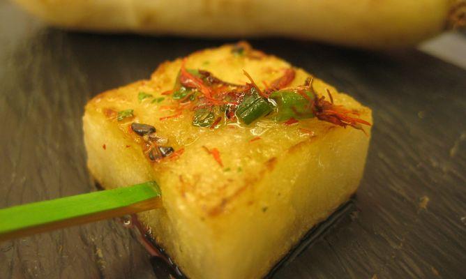 Nabo a la plancha juan mari arzak for Programas de cocina de tve