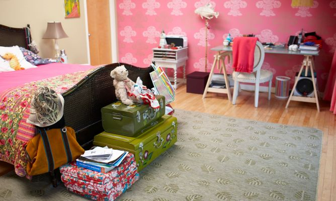 Ordenar la habitaci n infantil hogarmania for Como organizar mi habitacion pequena