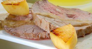 Las recetas de Paloma de la Rica: Redondo de ternera