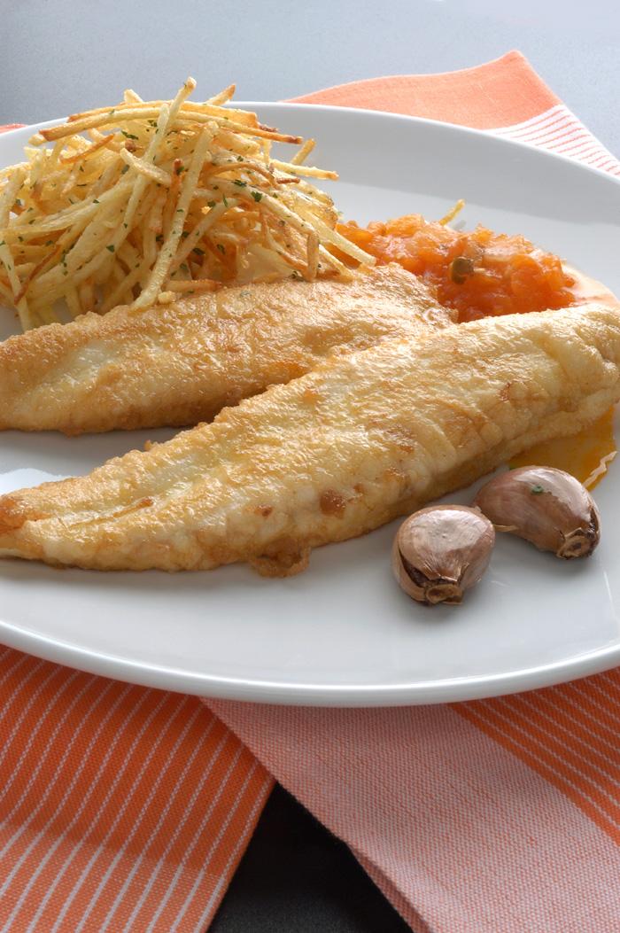 Como Cocinar El Rodaballo | Receta De Rodaballo Rebozado Karlos Arguinano