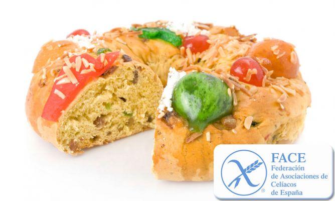 Roscón De Reyes Sin Gluten Receta Apta Para Celíacos