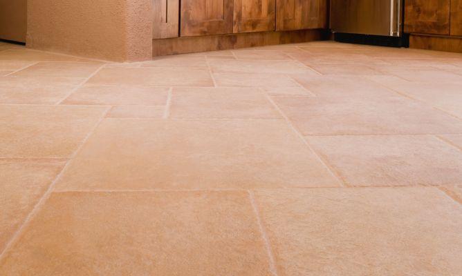Limpiar suelo de gres hogarmania - Suelo rustico interior ...