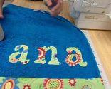 Customizar una toalla