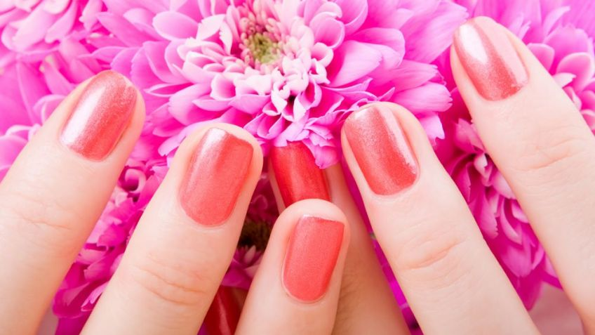 Uñas de colores - Hogarmania