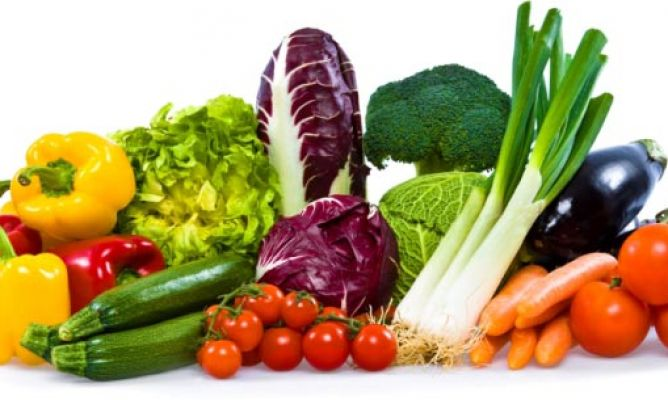 Como Cocinar Verduras | Cocinar Verduras Y Hortalizas Hogarmania