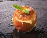 Manzanas cremosas a la vainilla