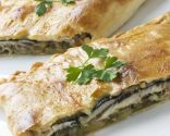 Empanada de sardinas con cebolla y pimiento