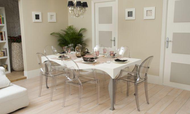 Crear mesa de comedor decogarden - Como hacer una mesa de comedor ...