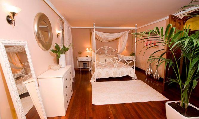 Habitaci n rom ntica decogarden - Decoracion habitacion romantica ...