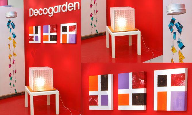 3 elementos diy para el hall decogarden - Decogarden cuadros ...