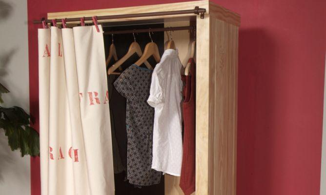 Personalizar armario ropero decogarden - Como revestir un armario ...
