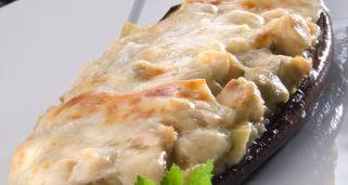 Recetas De Cocina Berenjenas Rellenas | Receta De Berenjenas Rellenas De Carne Karlos Arguinano