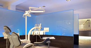 Ambientoterapia en una cl�nica dental