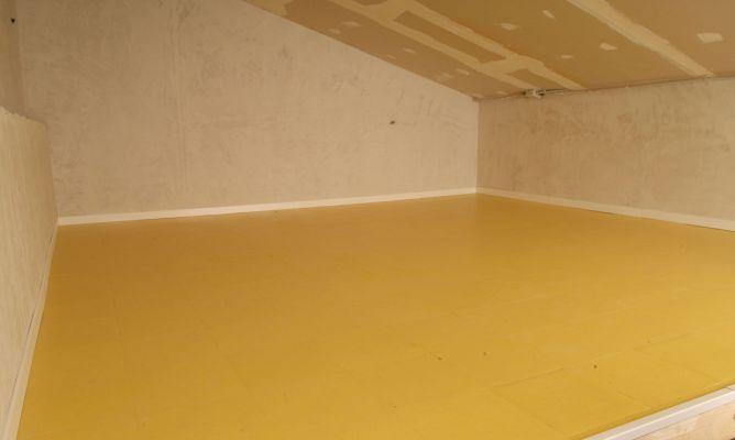 Colocar suelo en altillo bricoman a - Suelo para garaje ...