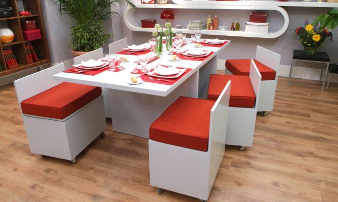 Sillas para mesa de comedor bricoman a - Como hacer una mesa de comedor ...