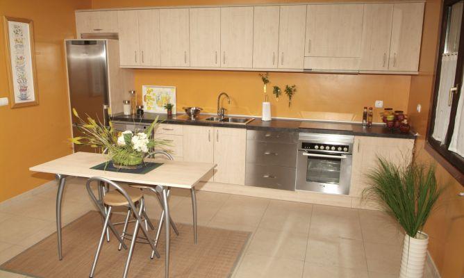 Cocina en l nea 2 bricoman a for Cocinas en linea recta