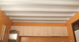 Pintar techo de ba o bricoman a for Pintar techo cocina