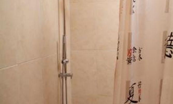 Instalaci n de conjunto de ducha bricoman a for Instalacion griferia ducha