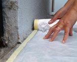 arreglo y pintado de fachada
