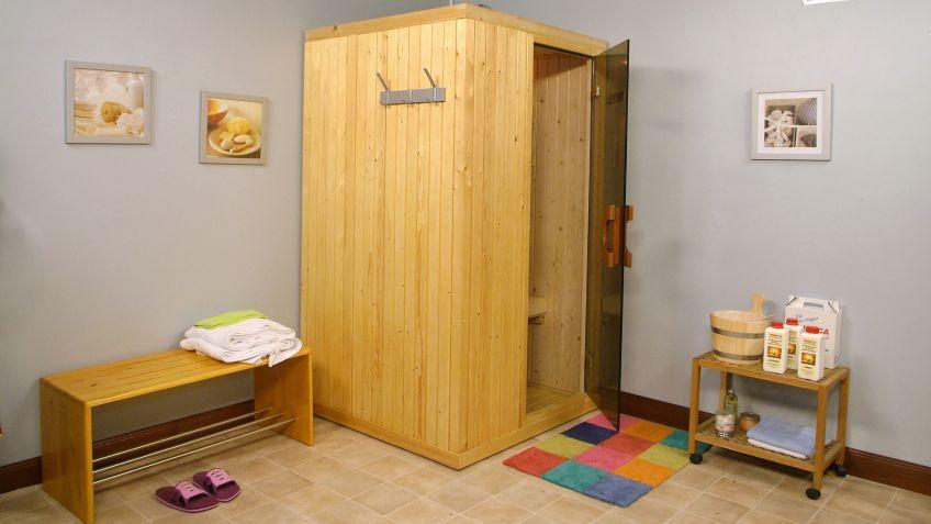 Cómo montar e instalar una sauna - Bricomanía