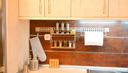 Instalar sacacorchos en la pared de la cocina bricoman a for Accesorios de cocina