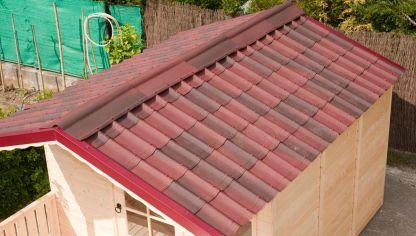 C mo instalar un tejadillo bricoman a - Dibujos de tejados ...