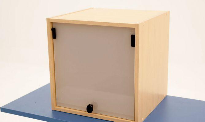 Puerta abatible para mueble bricoman a for Muebles bricomania