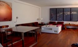 piso masculino minimalista