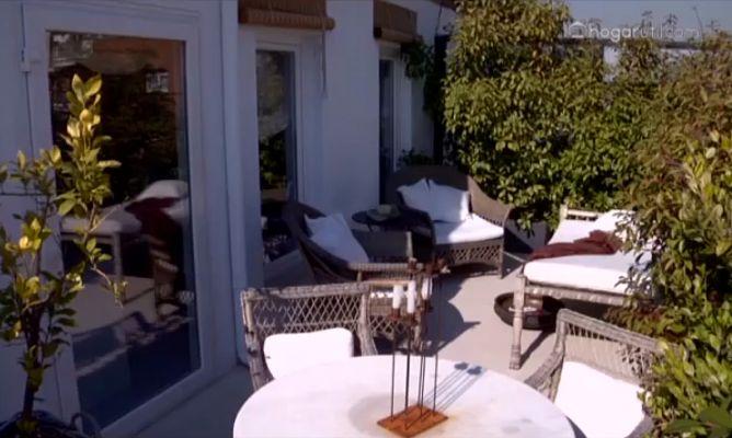 decorar un minipiso con terraza hogarmania