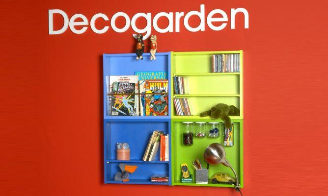 Estanter a juvenil decogarden - Decogarden habitacion juvenil ...