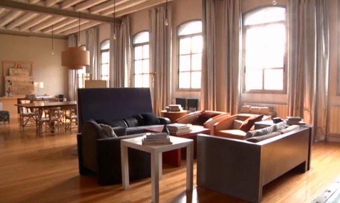 Loft de estilo industrial neoyorquino for Decoracion estilo loft