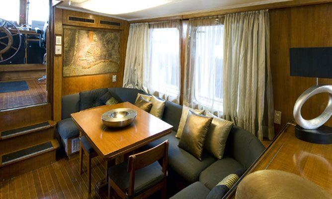 Restaurar y decorar un barco hogarmania for Programa para decoracion de interiores