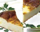 Tarta fácil de queso con quesitos