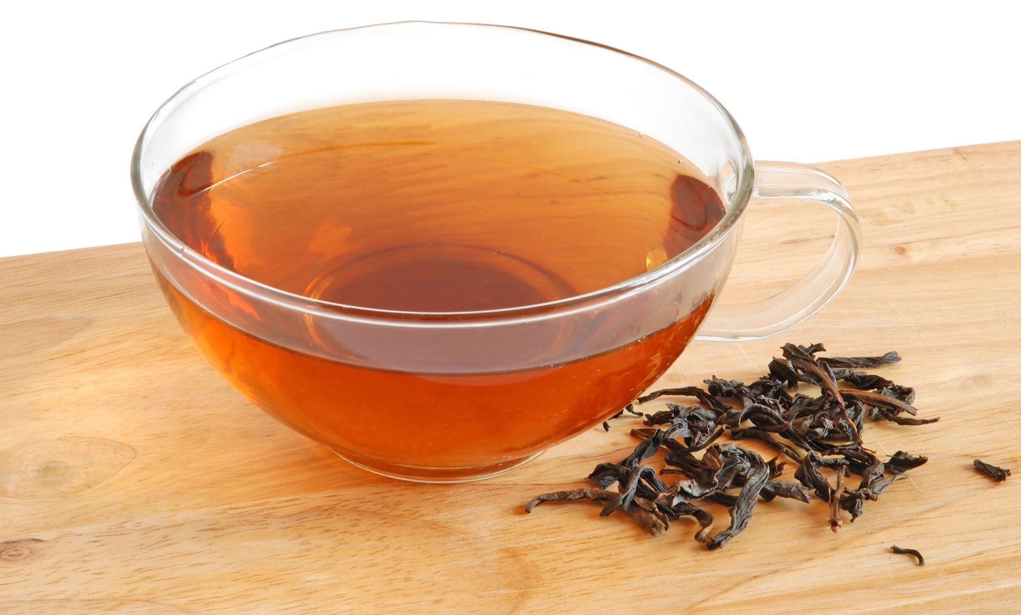 resaca té rojo