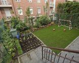 Jardín lúdico y huerto urbano