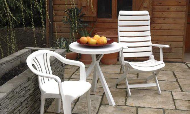 Limpieza de mobiliario de resina bricoman a for Mobiliario jardin resina