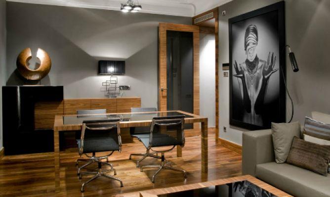Piso moderno con tecnolog a y dise o hogarmania - Decoracion pisos modernos ...