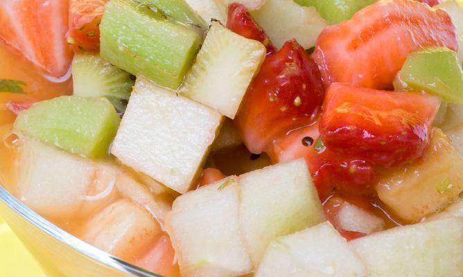 Receta de macedonia de frutas bruno oteiza - Macedonia de frutas thermomix ...