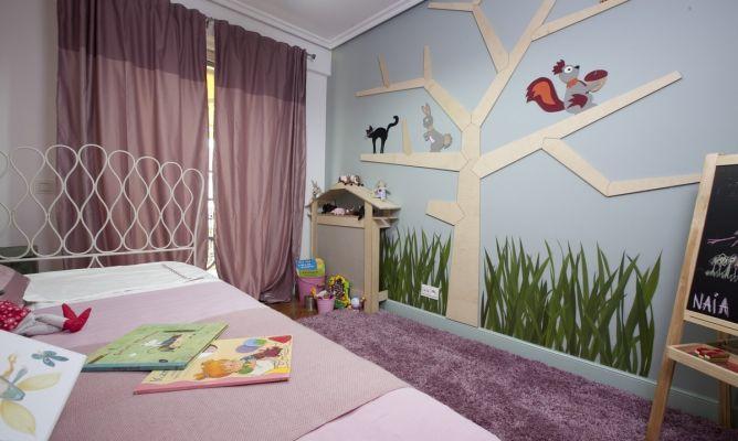 Habitaci n infantil inspirada en la naturaleza decogarden for Programa amueblar habitacion