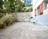 Terraza fresca con sabor mediterráneo