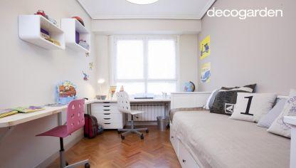 Renovar dormitorio adolescente decogarden decoraci n for Distribucion habitacion juvenil