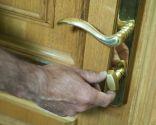 Cambiar bombín de puerta