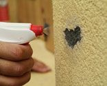 reparacion de pequenos desconchados en fachada