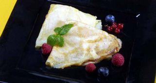 Crepes Suzettes