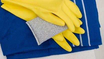 Limpiar esponjas y bayetas hogarmania - Trapos para limpiar ...