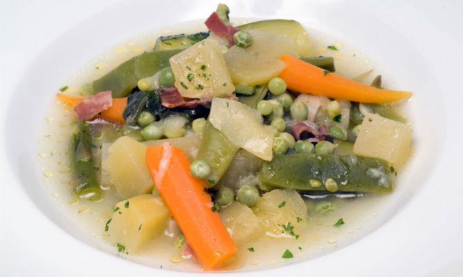 receta de menestra de verduras en el microondas bruno oteiza